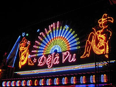 Deja Vu Bar in Soi Cowboy, Bangkok